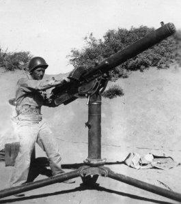 Master gunnery school begins